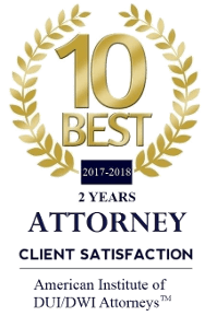 nashville dui attorney award